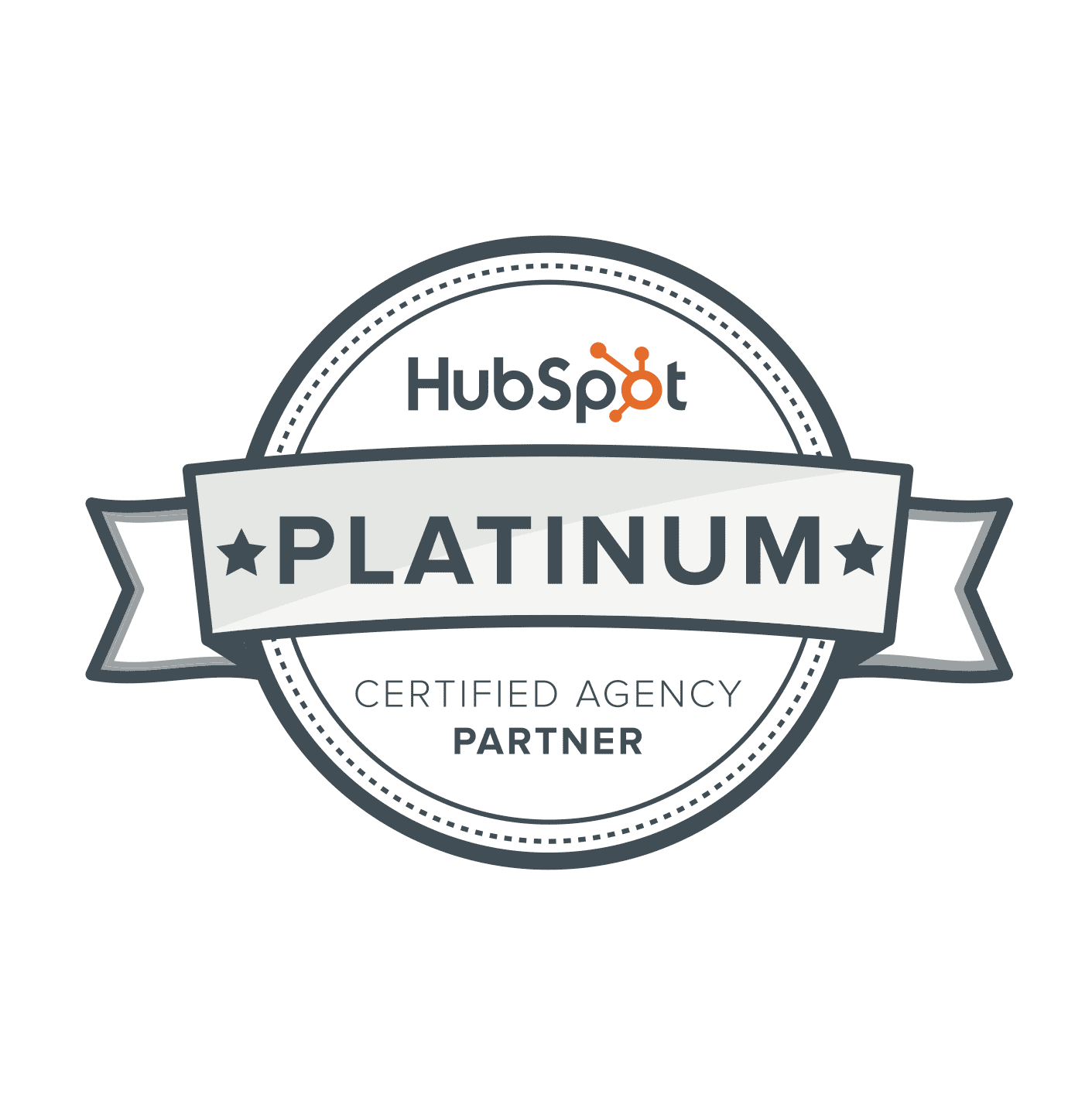 ROI Online is a Platinum HubSpot Partner Agency