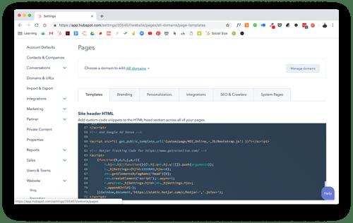 paste-code-to-website